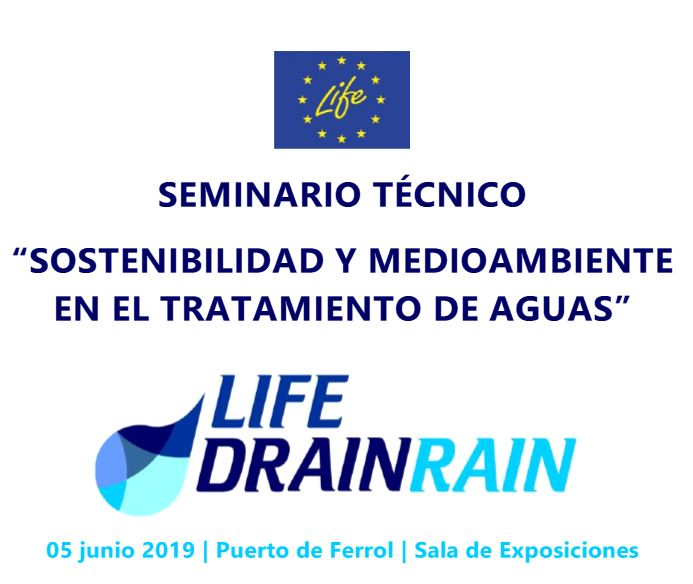 "TECHNICAL SEMINAR: ""SUSTAINABILITY AND ENVIRONMENT IN WATER TREATMENT"""