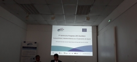 HOLDING OF THE 2nd TECHNICAL SEMINAR OF THE LIFE DRAINRAIN PROJECT